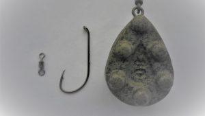 Bundsnørre er også en god metode og en mulighed indenfor fiskegrej og udstyr til fangst af havbars
